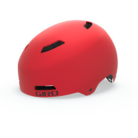 Giro Dime FS Casque Enfant, matte bright red